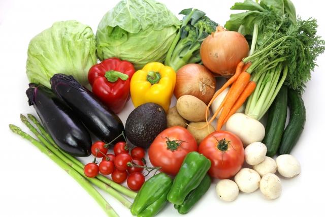 野菜 ビタミン