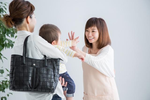 赤ちゃん_預ける