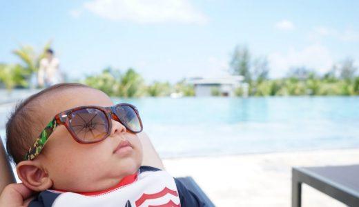赤ちゃんの日焼けに気をつけて!夏の紫外線からすべすべ肌を守る3つの方法