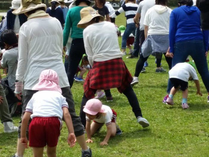 親子遠足 幼稚園 保育園