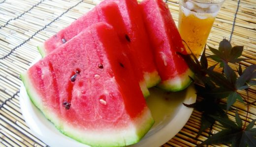 外遊び好きな小さい子供の夏バテ・熱中症予防するコツは「水分補給・食事と果物・遊び方」の3点