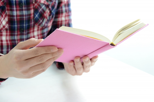 女性 読書