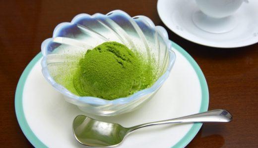 夏場 アイスクリーム