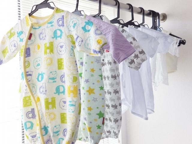 出産準備 新生児服