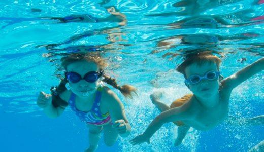 兄弟二人をスイミングスクールに通わせて感じたメリット!水泳の効果と注意すること