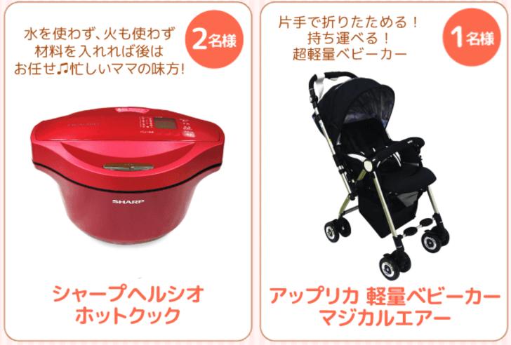 【育児中のママ限定】全員プレゼントキャンペーン (4)